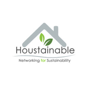 Houstainable logo