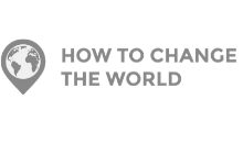 How to change the world logo