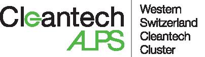 Cleantech alps logo